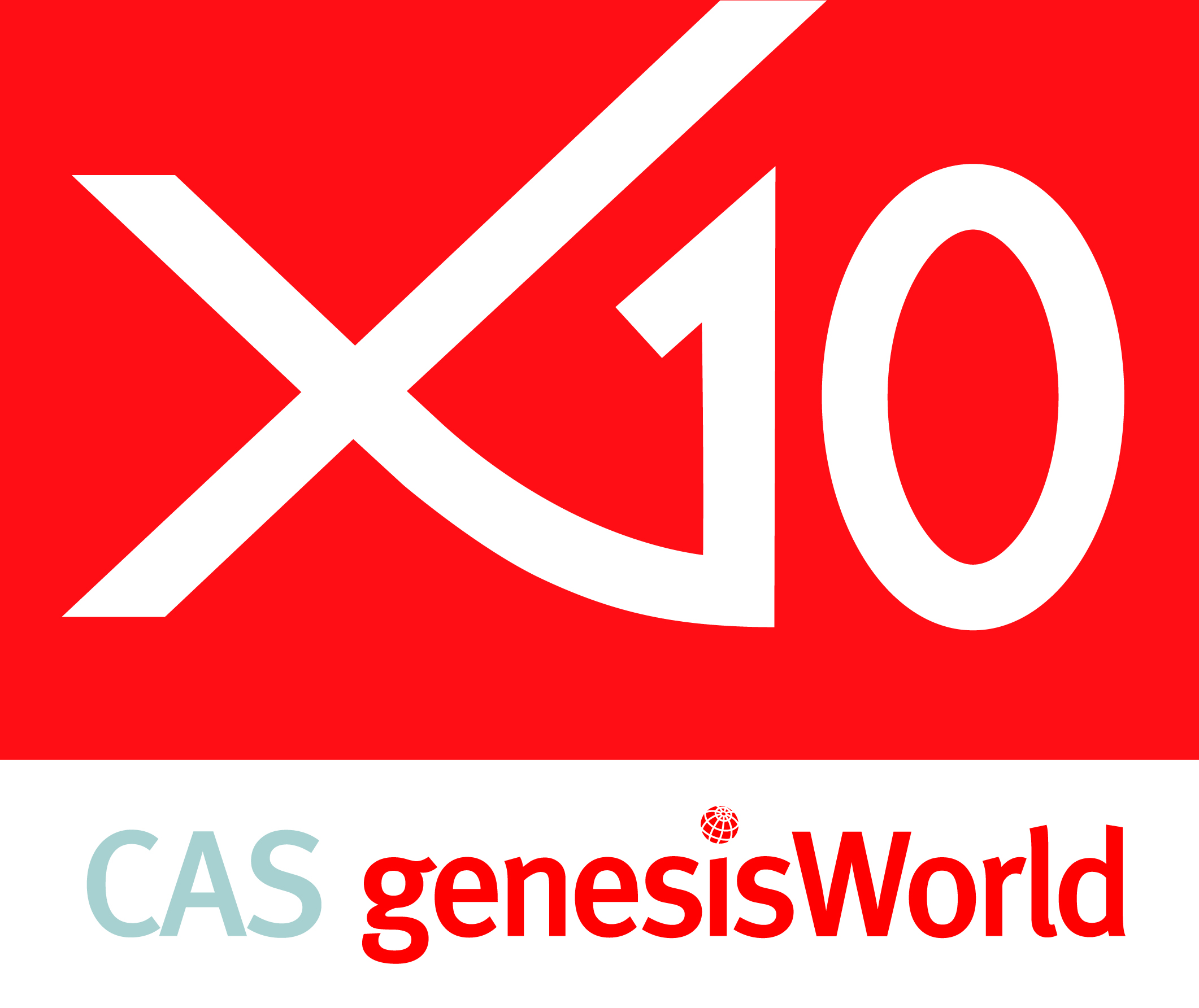 CAS genesisWorld x10